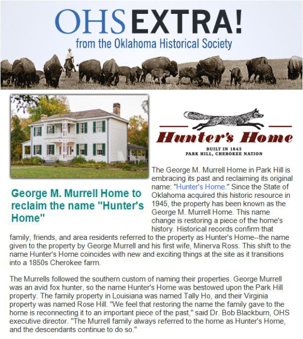 name change hunters home